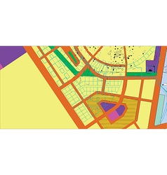 township project vector image