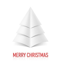 MERRY CHRISTMAS Corner paper 09 vector image vector image