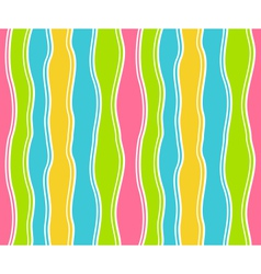 Bright abstract seamless pattern vector image vector image