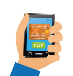 Money bank design vector image vector image