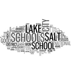 Where are the good schools text word cloud concept vector