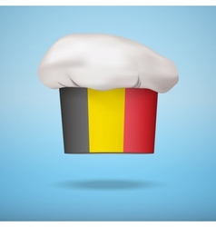 Belgian national cuisine vector