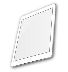 iPad vector image