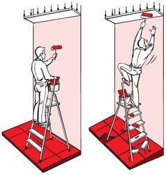 Work on ladder vector