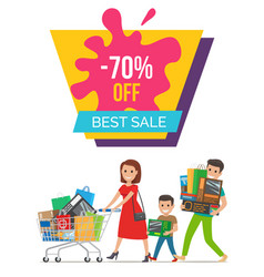 -70 off best sale poster vector image vector image