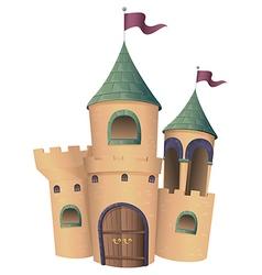 A castle vector