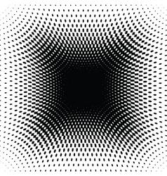 retro halftone dots vector image