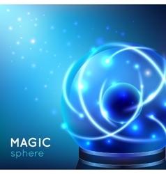 Magic sphere vector