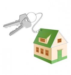 cottage trinket vector image
