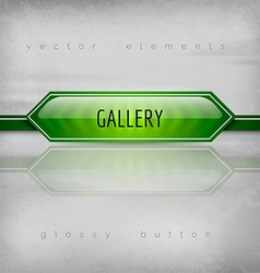 Gallery icon vector