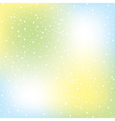 vector abstract background with dots vector image