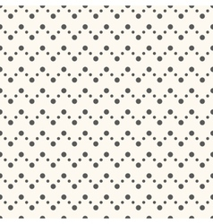 Abstract geometric dot seamless pattern vector