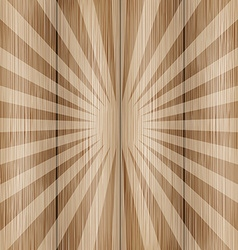 Abstract wooden background - wood grunge pattern vector