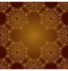 Seamless background for retro design vector image vector image