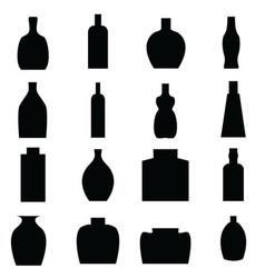 Bottle all vector