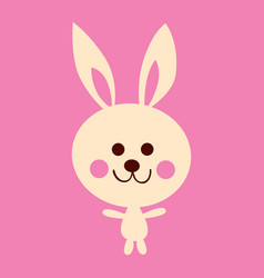 Bunny character vector