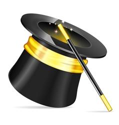 Magician Hat vector image