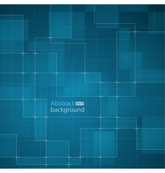 Modern abstract background with colored lines vector image