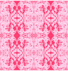 abstract seamless pattern psychedelic vector image vector image