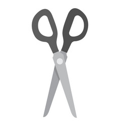 office personal and business icon scissors vector image