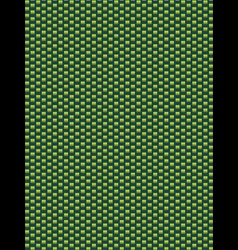 Green texture synthetic fiber geometric seamless b vector