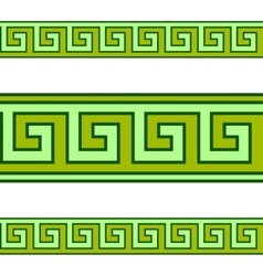 Greek geometrical pattern vector