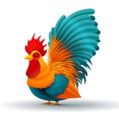 Chicken hen vector