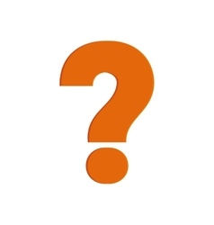 Question mark ask icon graphic vector