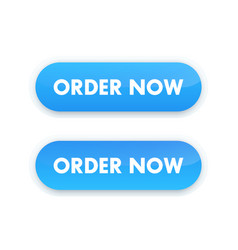 Order now button for web design vector