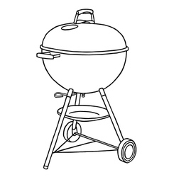 Barbecue bbq vector