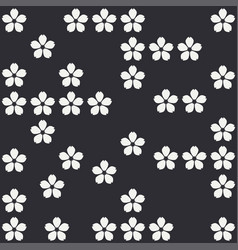 geometric national seamless japanese pattern vector image vector image