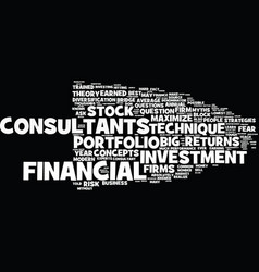 Learn to invest money corporate investment myths vector