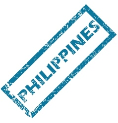 Philippines rubber stamp vector image vector image