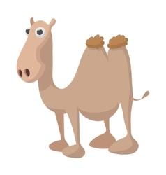 Camel icon cartoon style vector image