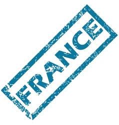 France rubber stamp vector image vector image