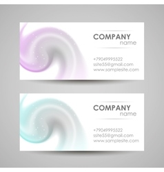 Abstractbusinesscards2 vector