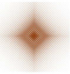 Abstract halftone circle pattern background - vector