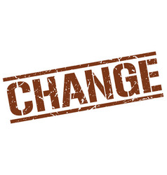Change stamp vector