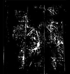 grunge background black vector image