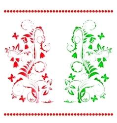 Ornamental design elements - vector image