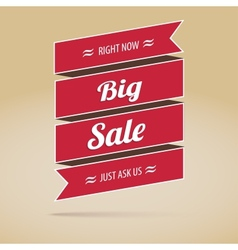 Summer sale poster vector image