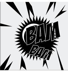 B vector image
