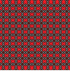 Red Graphic Background vector image vector image