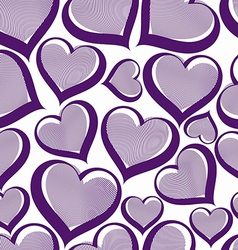Valentines day conceptual art backdrop loving vector