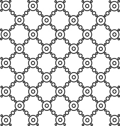 Seamless pattern abstract background vector