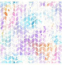 seamless abstract watercolor pattern vector image