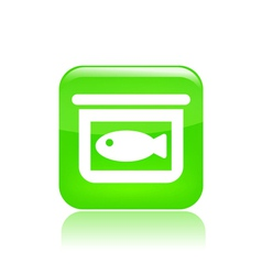 fish single vector image