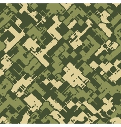 Military seamless vector image