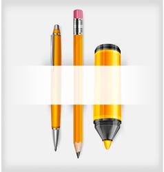 creative concept idea vector image
