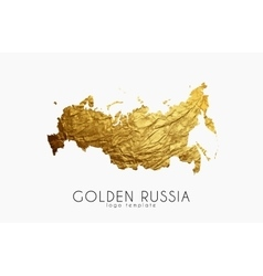 Russia map russia logo creative russia logo vector